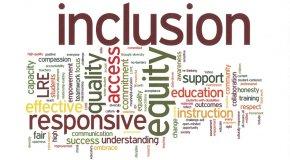 inclusion, equal
