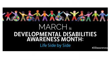Disability month icon